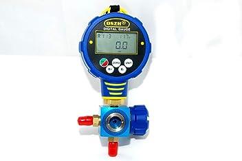 Kältemittelwaage elektrisch RCS-50 50kg AC Klima Klimaanlage refrigerant scale