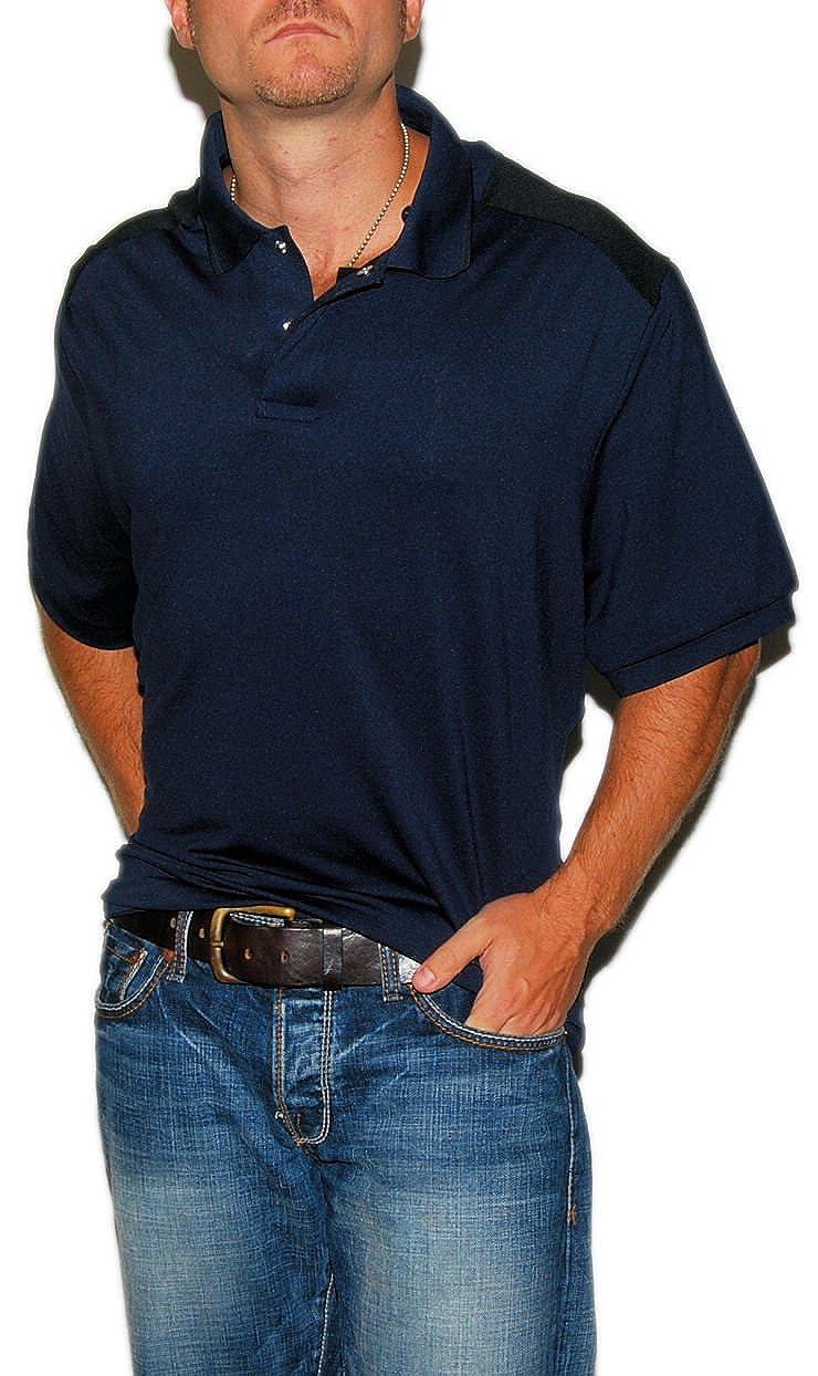 Polo Ralph Lauren Rlx Mens Golf Polyester Shirt Navy Xxl At Amazon