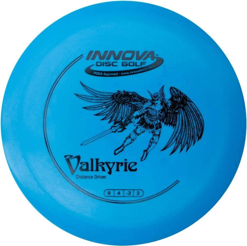 Innova DX Valkyrie Golf Disc, 165-169 Gram, (Colors May Vary)