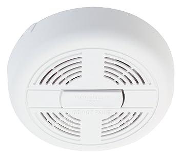 BRK Dicon M300i - Detector iónico de humo, 9 V, puede conectarse con otras baterías: Amazon.es: Bricolaje y herramientas