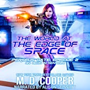 The World at the Edge of Space: Perseus Gate, Book 2 | M. D. Cooper