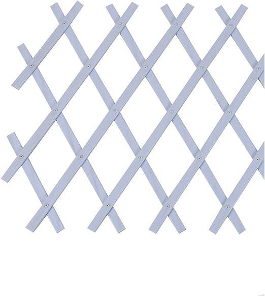 Faura 33014 rejas PVC Blanco 200 x 100 cm: Amazon.es: Jardín