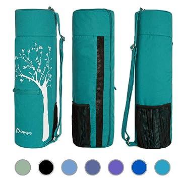 Yoga Mat Bolsa - Se adapta hasta 25 en Mat, grandes ...