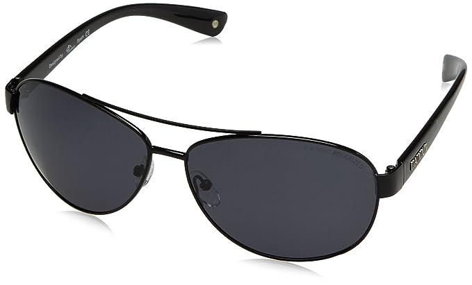 Mammut Barisani, Gafas de Sol Unisex, Negro, 63