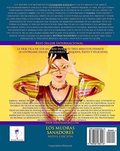 Los Mudras Sanadores El Yoga De Las Manos Spanish Edition Mesko Sabrina 9780692265116 Books