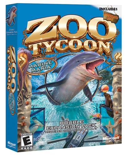 Zoo Tycoon Expansion Pack  Marine Mania   Pc