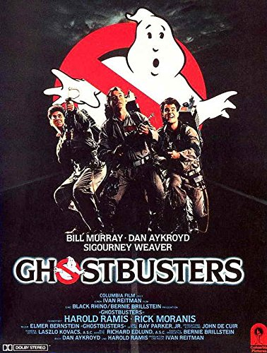 Ghostbusters POSTER Movie
