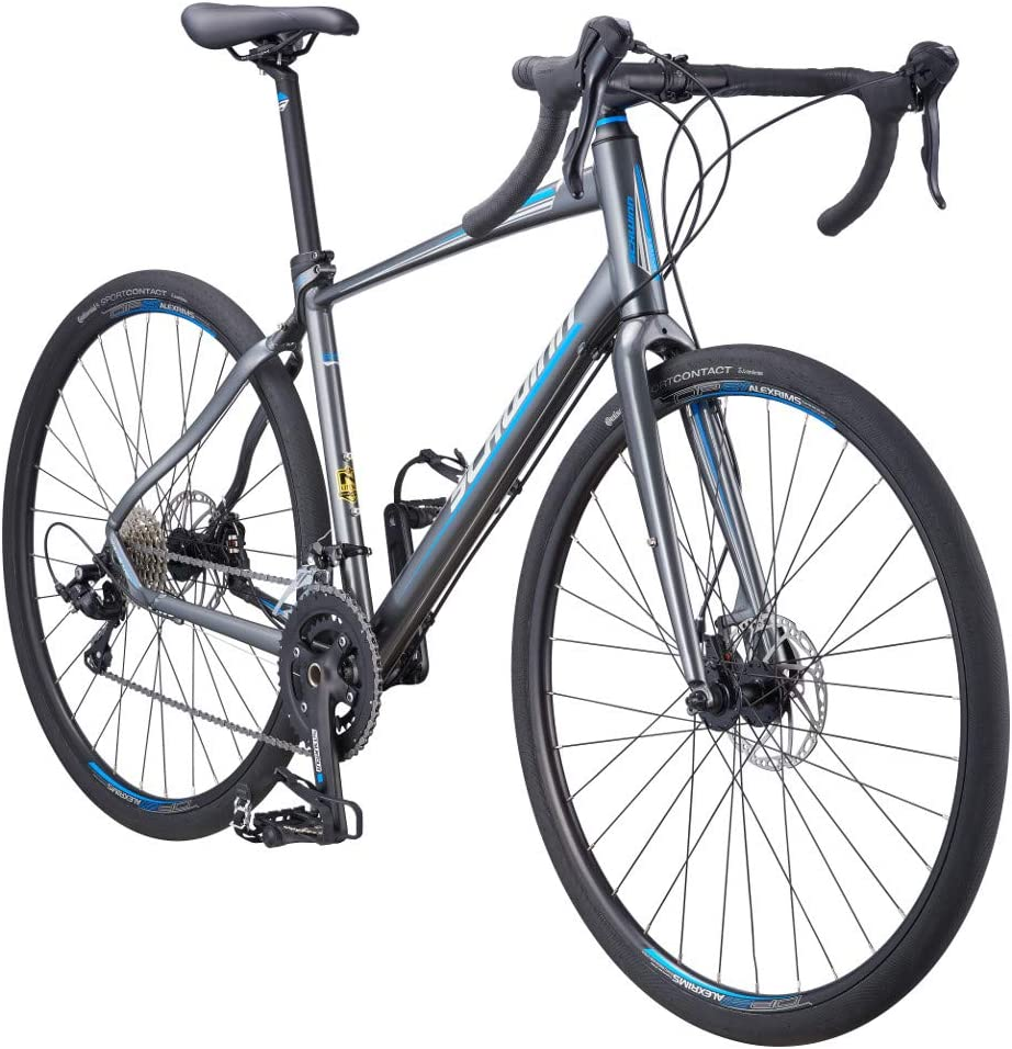 best hybrid bikes under 1000: Schwinn Vantage Mens/Womens Hybrid Road Bike
