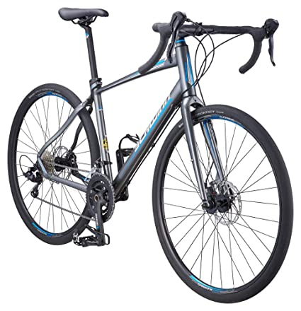 Schwinn Vantage RX 2 700c Gravel Adventure Bike with Disc Brakes, 51cm/Large Frame, Charcoal best gravel bikes