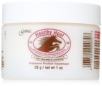Amazon.com : Gena Healthy Hoof, 1 Ounce : Nail Strengthening ...