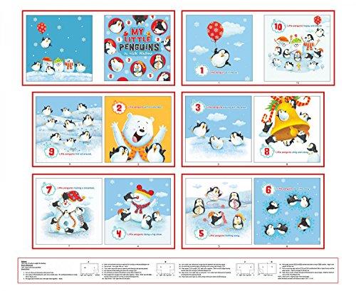 penguin quilt fabric - 5