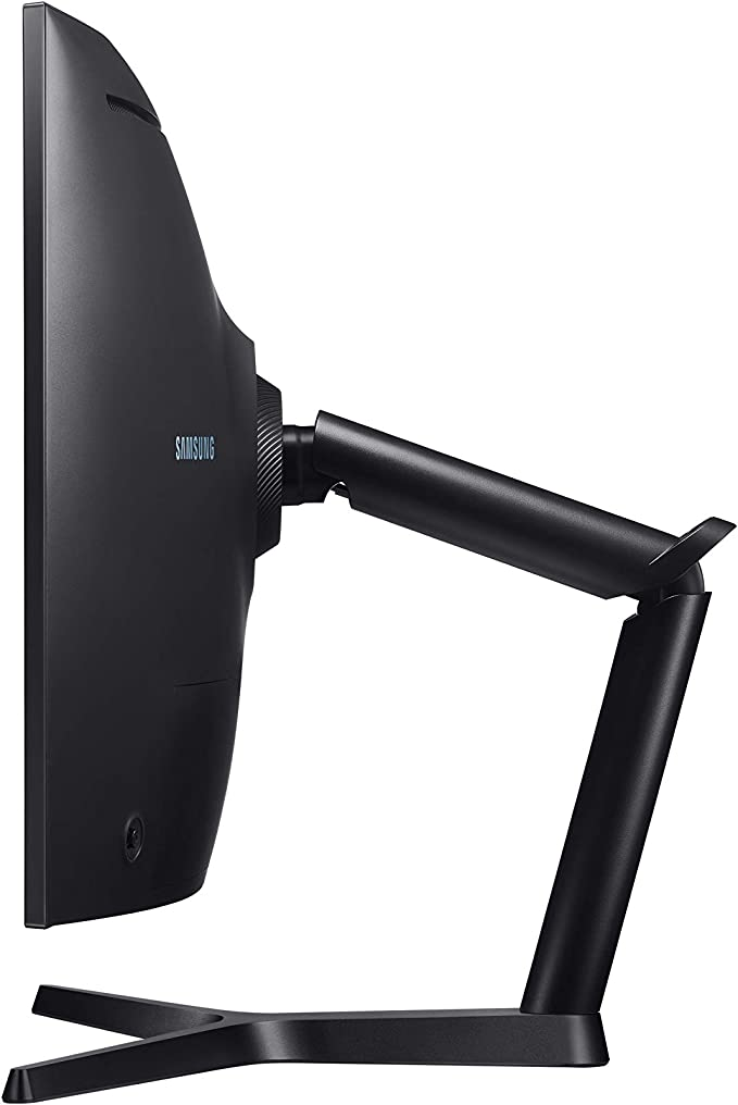 Samsung Wqhd Curved Led Display 80 Cm Black Monitor Computers Accessories