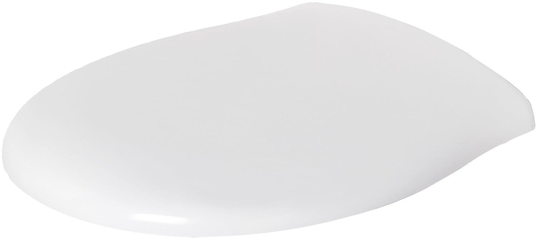 Ideal Standard K705501 WC Sitz San ReMo Scharniere edelstahl, weiß