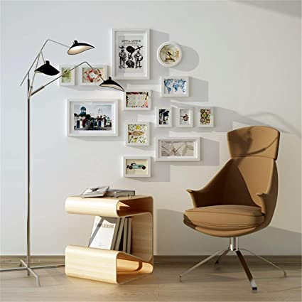 Muro fotográfico Creativo/Muro Creativo para portarretratos/Portaretrato / Pared de Madera, Que