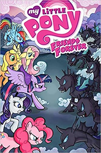 MY LITTLE PONY FRIENDSHIP IS MAGIC #72 COVER A GARBOWSKA IDW NM 1ST PRINT 2018