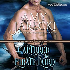 Captured by the Pirate Laird Audiobook