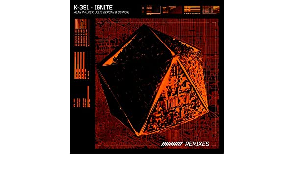 Ignite (Remixes) by Alan Walker & Julie Bergan K-391 on