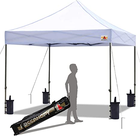 ABCCANOPY Pop up Canopy - Best Pop Up Canopy Tent