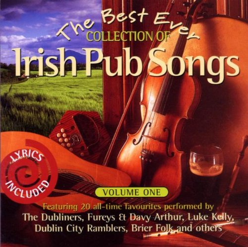 Price comparison product image The Best Ever Collection of Irsih Pub Songs Volume 1