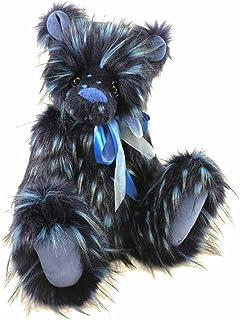 Kaycee Bear Blue Jointed Teddy Bear - Limited Edition