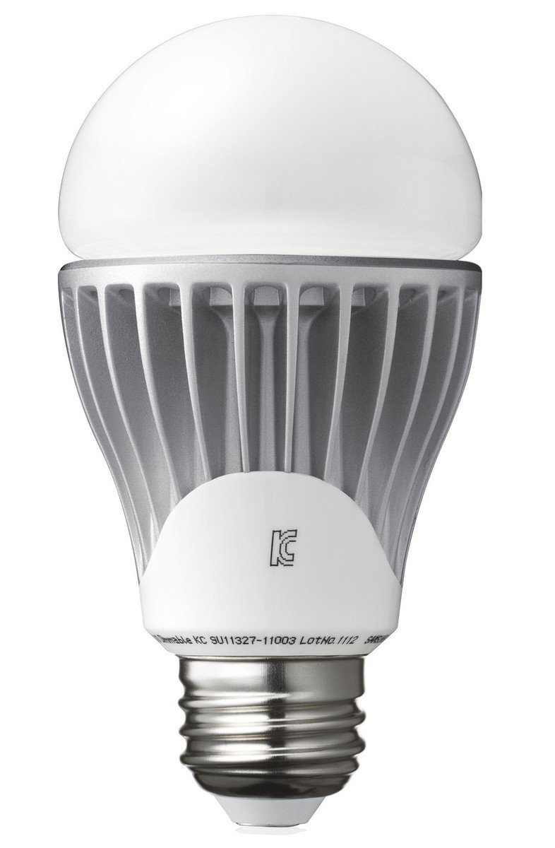 Samsung LED GLS Lamp, E27, 11.3W (60W Equiv) 25,000Hrs, Warm White ...