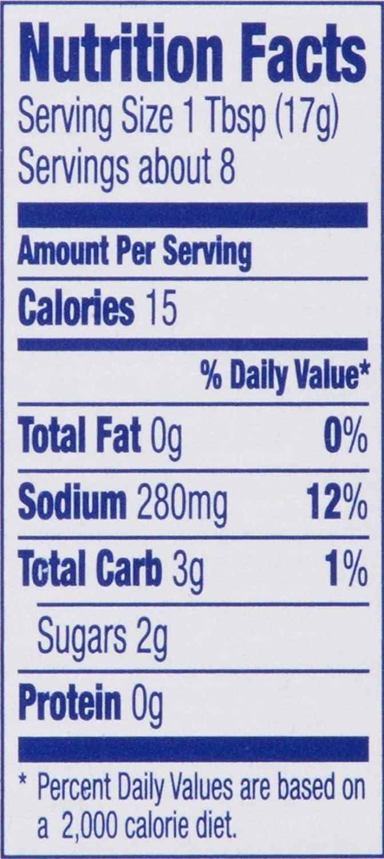 A1 Original salsa de carne 5 oz botella: Amazon.com: Grocery ...