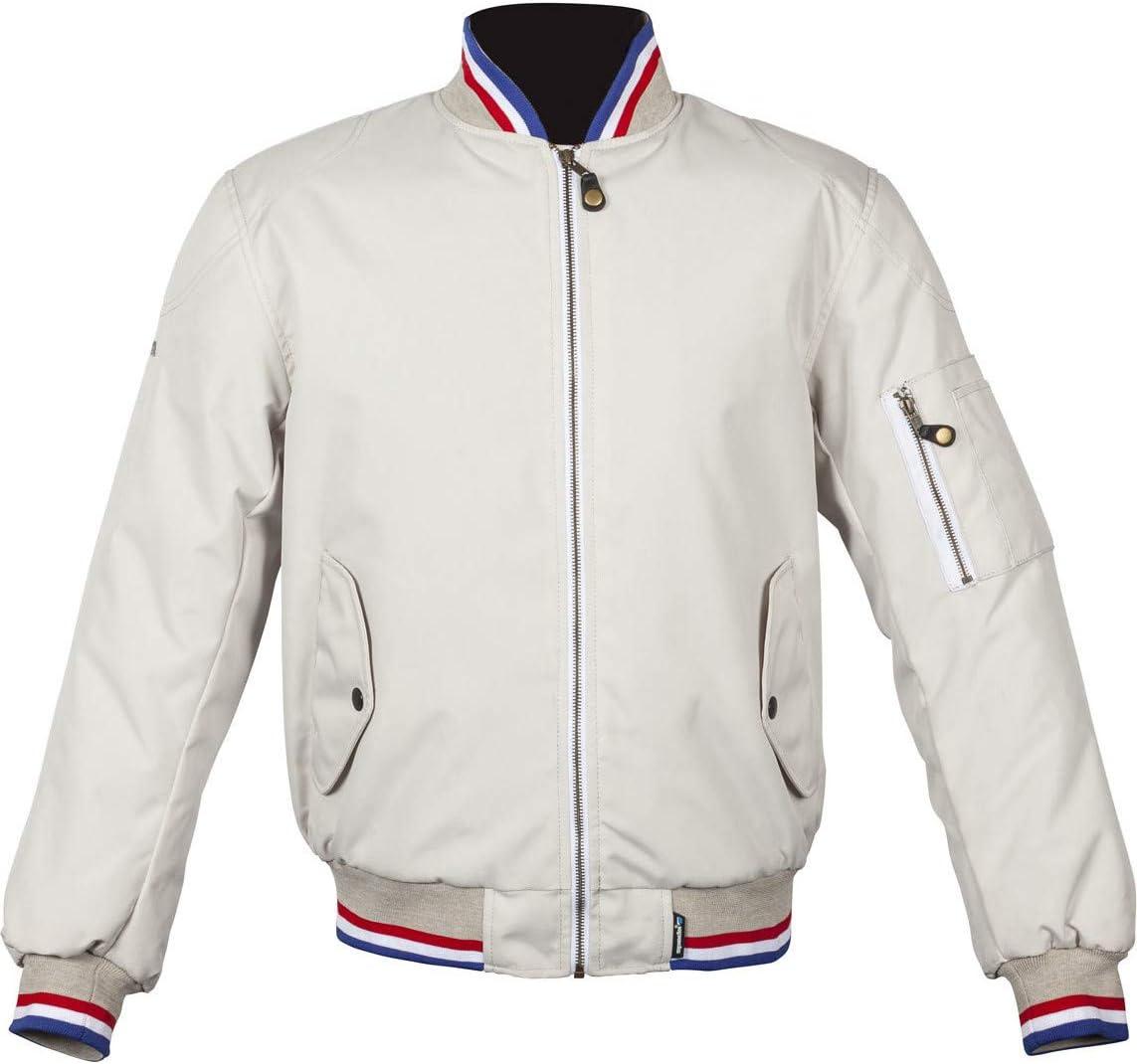 Spada Motorcycle Textile Jacket Air Force 1 Black