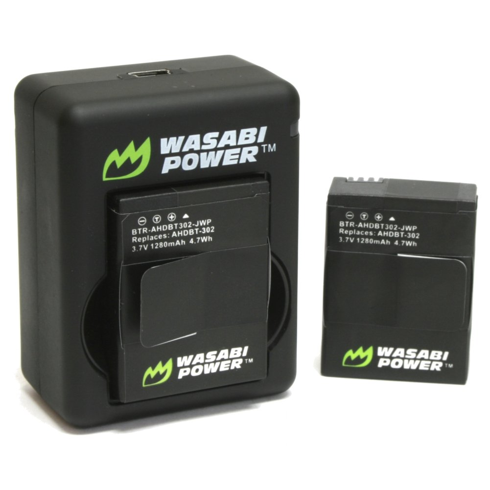 Baterias Genéricas GoPro