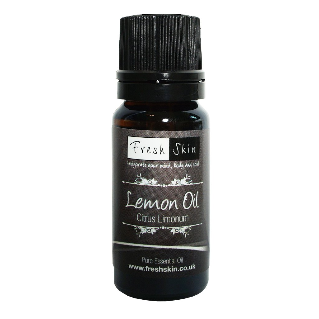 10ml Lemon Pure Essential Oil - Original Freshskin.