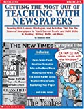 Getting the Most Out of Teaching with Newspapers, Rebecca Olien, 0439222567