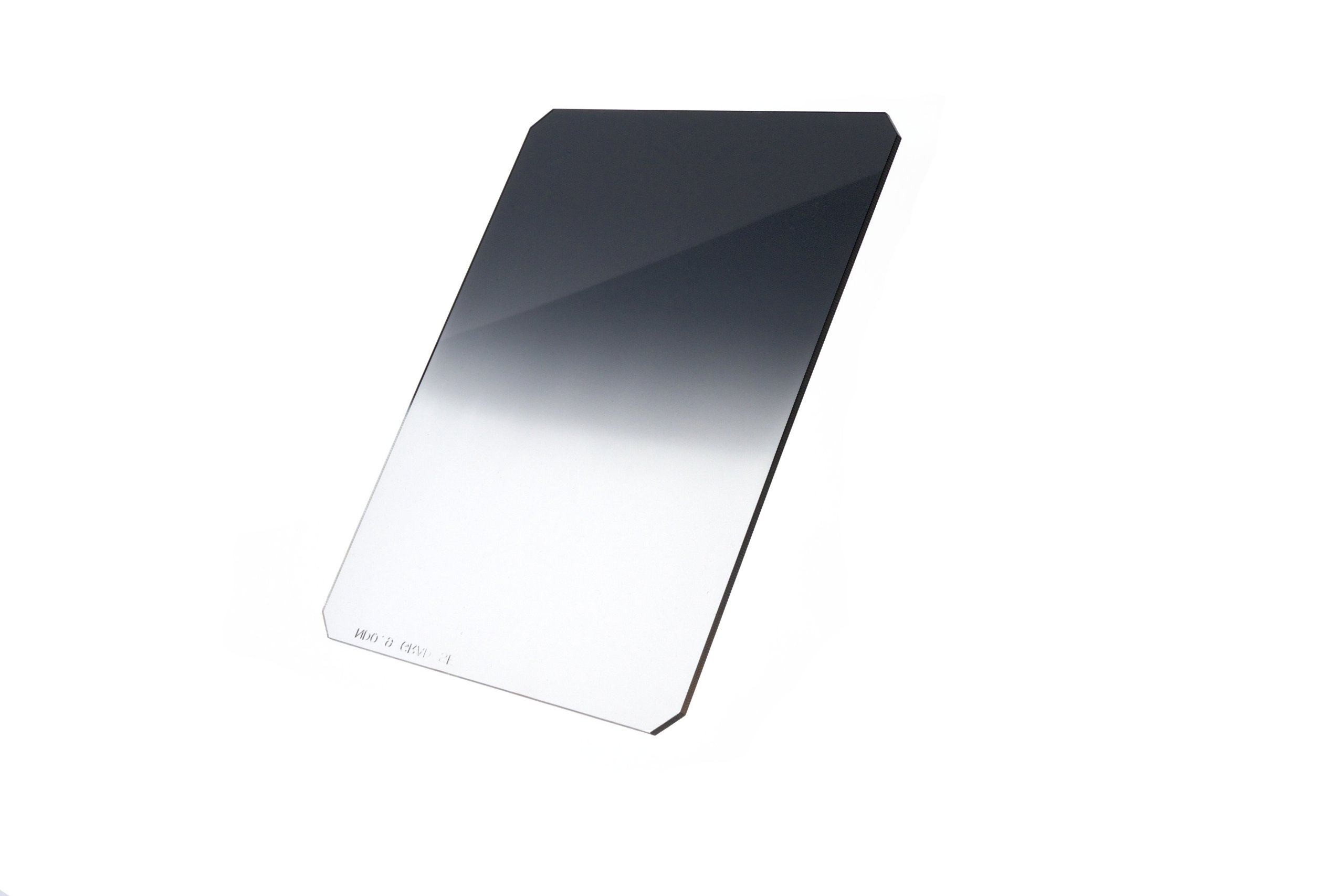 Formatt Hitech 85x110mm (3.35''x4.33'') Neutral Density Soft Edge Grad 0.9 (3 Stops) for Formatt Hitech 85mm modular holder Cokin P System compatible with all 85mm holder systems