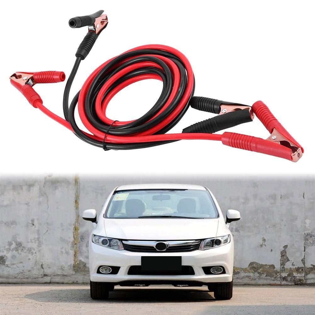 Akozon 4 metri 2200A Cavi per ponticelli per batteria di emergenza per cavo di alimentazione per auto