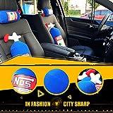 NOS Travel Pillow,Jacksuper Memory Foam Car Decor