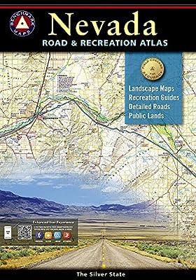 Nevada Road and Recreation Atlas (Benchmark)