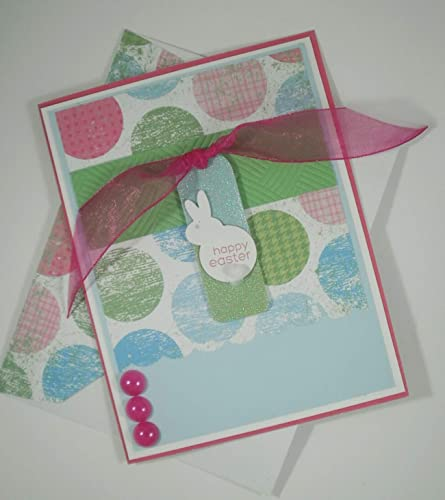 Easter Chick Card Happy Easter Card Blank Happy Easter Card Handmade Easter Card Happy Easter Card for Family Easter Card for Kids