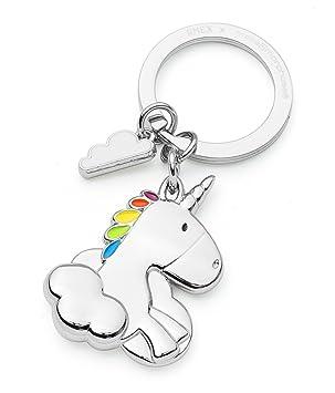 RMEX Llavero Unicornio Que Vuela en Las Nubes Arco Iris ...