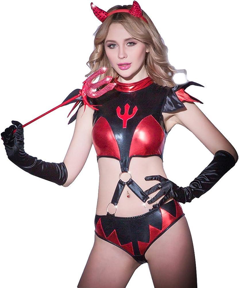 Hot 4 You Devil Bodysuit