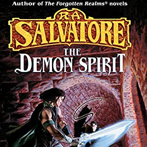 The Demon Spirit Audiobook