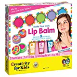 Creativity for Kids Kit CFK1762 Lip Balm selbst gemacht – Children's Craft Kit