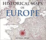 Historical Maps of Europe, Michael Swift, 0785812164