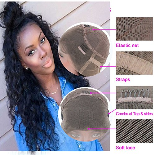 Premier pre plucked 360 lace frontal wigs loose curly human hair home pmusecretfo Images