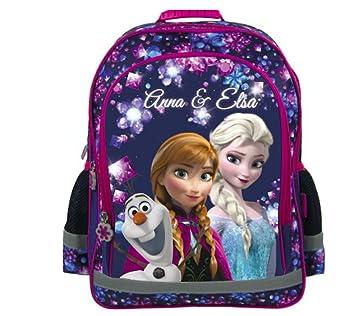1944f4147be15 Disney Frozen DIE EISKÖNIGIN Schultasche Tasche Schulranzen Schulrucksack  Rucksack + Sticker von Kids4shop
