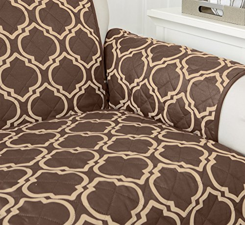 Adalyn Collection Deluxe Reversible Quilted Furniture
