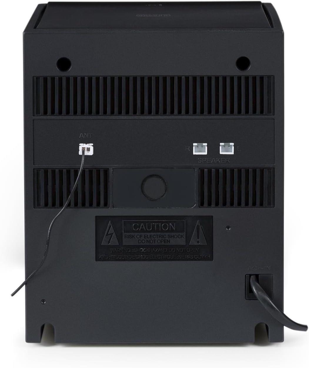 auna MC-20 Dab Minicadena - Equipo estéreo hi-fi , 2 vías ...