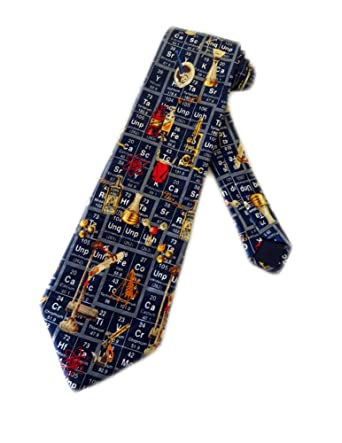 Steven harris periodic table chemistry science necktie blue one steven harris periodic table chemistry science necktie blue one size urtaz Choice Image