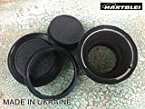 Pentacon Six 6 P6 Kiev 60 88CM+Salut/Salyut K-88 Lens to Nikon F Camera Adapter