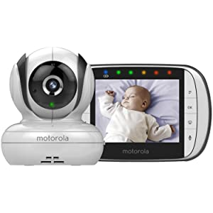 Motorola MBP36S Digital Video Monitor 3.5