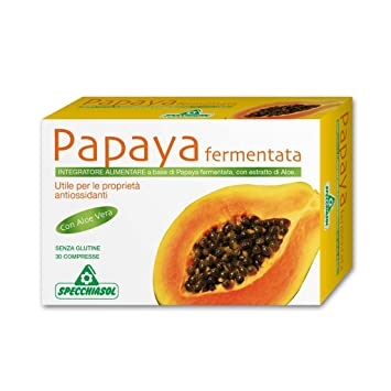 Amazon.com: Fermentado Papaya 30 cpr: Health & Personal Care