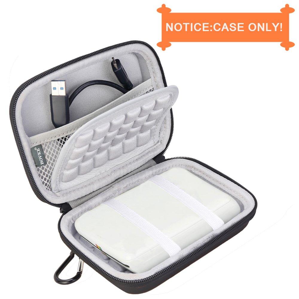 4ac9ae0dd77e Bovke Case for HP Sprocket Portable Photo Printer / Polaroid ZIP Mobile  Printer / Canon IVY Wireless Bluetooth Portable Mobile Mini Photo ...