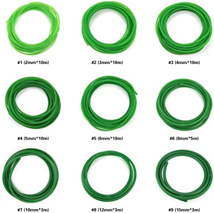 Polyurethane Conveyor belts PU round Urethane drive belt Roll Cord 2mm-15mm Dia